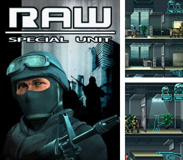In addition to the game Rapid Action Force for mobile phone, you can download mobile game R.A.W Special Unit for free.