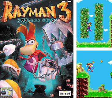 In addition to the game Monopoly U-Build for mobile phone, you can download mobile game Rayman 3 for free.