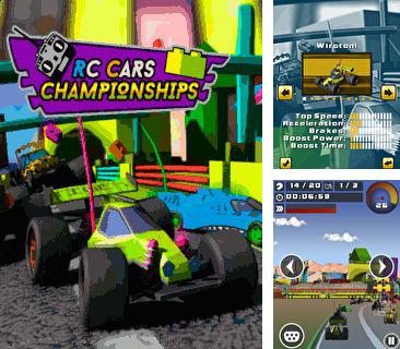 In addition to the game Baraja Española 4 en 1 for mobile phone, you can download mobile game RC Cars championship for free.