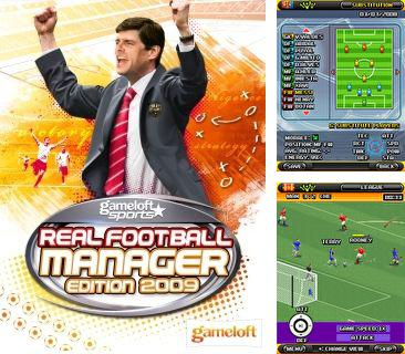 In addition to the game Guitar Hero World Tour: Backstage Pass for mobile phone, you can download mobile game Real Football Manager Edition 2009 for free.