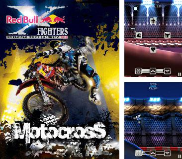 Download free mobile game: Red Bull Motocross 3D/2D - download free games for mobile phone.
