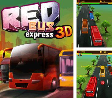 In addition to the game Quick pack for mobile phone, you can download mobile game Red bus express 3D for free.