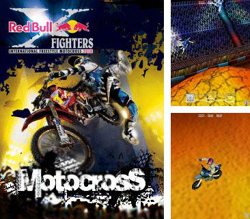 In addition to the game Finger drag for mobile phone, you can download mobile game Redbull Motocross 3D for free.