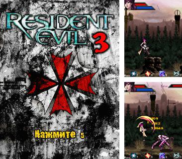 Download free mobile game: Resident Evil 3 - download free games for mobile phone.