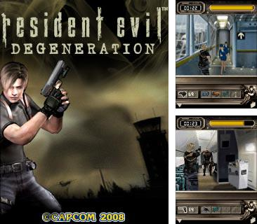 In addition to the game AnnaBond for mobile phone, you can download mobile game Resident Evil: Degeneration for free.