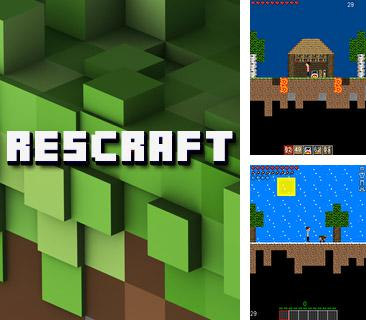 Download free mobile game: ResourseCraft (Rescraft) - download free games for mobile phone.