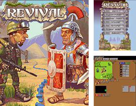 In addition to the game Beach Surprise for mobile phone, you can download mobile game Revival for free.