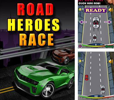 In addition to the game ESPN X Games: Snowboarder X for mobile phone, you can download mobile game Road heroes race for free.