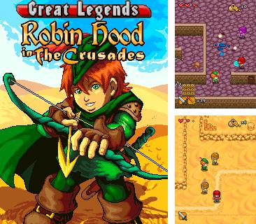 Download free mobile game: Robin Hood 2: In the Crusades - download free games for mobile phone.