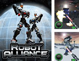 In addition to the game Asphalt Nitro for mobile phone, you can download mobile game Robot Alliance 3D for free.