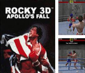 In addition to the game Ace roller: Casino machines for mobile phone, you can download mobile game Rocky 3D: Apollo's fall for free.