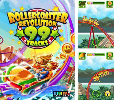 In addition to the game Lego Indiana Jones Mobile Adventure for mobile phone, you can download mobile game Rollercoaster Revolution 99 Tracks for free.