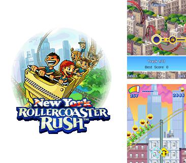 In addition to the game Bikini Babes Video Poker for mobile phone, you can download mobile game Rollercoaster Rush: New York for free.