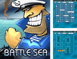 In addition to the game Zombie Quest for mobile phone, you can download mobile game Sea Battle for free.