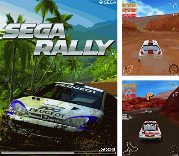 Download free mobile game: SEGA Rally 3D - download free games for mobile phone.