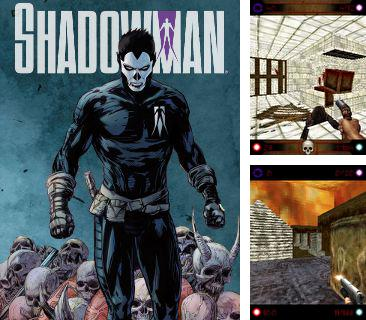 In addition to the game Yahoo Super 6 for mobile phone, you can download mobile game ShadowMan: Reborn for free.