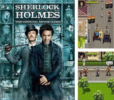 In addition to the game Comcraft Pocket Edition for mobile phone, you can download mobile game Sherlock Holmes: The Official Movie Game for free.