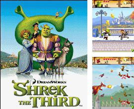 In addition to Shrek 3 for Nokia 6220, you can download other free Java games