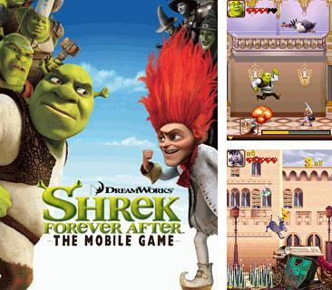 En plus du jeu L'Homme de Fer pour votre téléphone, vous pouvez télécharger gratuitement Shrek Il Etait Une Fin: Portable, Shrek Forever After: The Mobile Game.