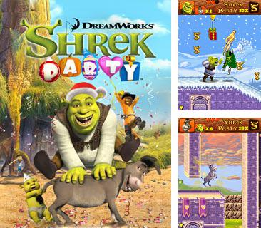 In addition to the game Woody wood pecker: In waterfools for mobile phone, you can download mobile game Shrek Party for free.
