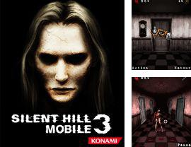 In addition to the game Bubblex mania 3 for mobile phone, you can download mobile game Silent Hill 3: Mobile for free.