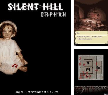In addition to the game Sonic The Hedgehog Golf for mobile phone, you can download mobile game Silent Hill Orphan for free.
