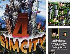 Download free mobile game: Sim City 4 - download free games for mobile phone.