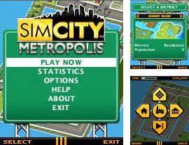 In addition to the game 2014: FIFA World cup Brazil for mobile phone, you can download mobile game SimCity Metropolis for free.
