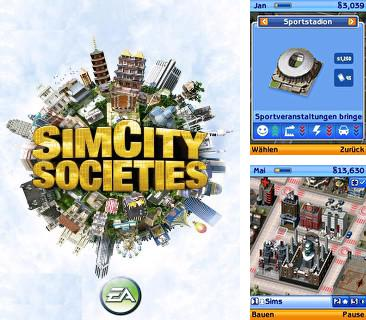 In addition to the game Wingman for mobile phone, you can download mobile game SimCity Societies for free.