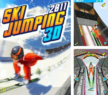 In addition to the game Playboy Pinball for mobile phone, you can download mobile game Ski Jumping 2011 3D for free.