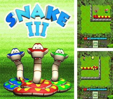 In addition to the game GP Bikes 3D for mobile phone, you can download mobile game Snake 3 3D for free.