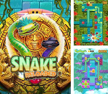 In addition to the game Atomic Boobs for mobile phone, you can download mobile game Snake Reloaded for free.