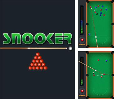 In addition to the game Smash Ping Pong for mobile phone, you can download mobile game Snooker for free.