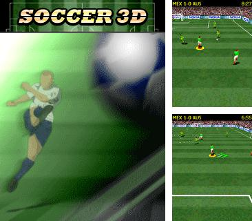 In addition to the game Knocker Hentai for mobile phone, you can download mobile game Soccer 3D for free.