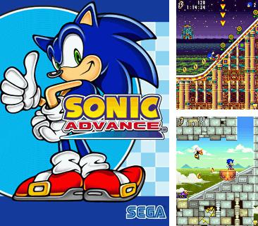 In addition to the game Knuckles The Hedgehog Part 2: Remastered for mobile phone, you can download mobile game Sonic Advance for free.