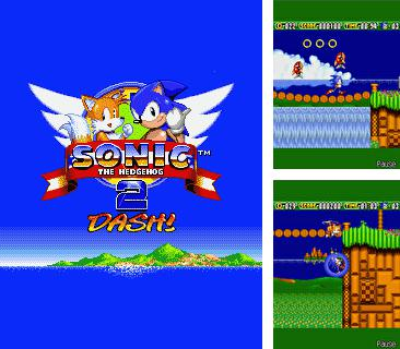 In addition to the game The Lord of Loot for mobile phone, you can download mobile game Sonic the Hedgehog 2 Dash for free.