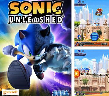 In addition to the game Glam Diamants for mobile phone, you can download mobile game Sonic: Unleashed for free.