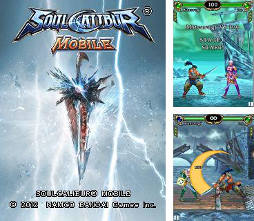 In addition to the game The dolphin stunt for mobile phone, you can download mobile game Soul Calibur Mobile for free.