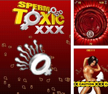 In addition to the game Slot machine mania for mobile phone, you can download mobile game Spermotoxic XXX for free.