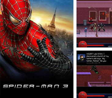 In addition to the game Sally\'s Spa for mobile phone, you can download mobile game Spider-Man 3 for free.