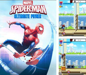 In addition to the game 3D Marble Matrix for mobile phone, you can download mobile game Spider-Man: Ultimate power for free.