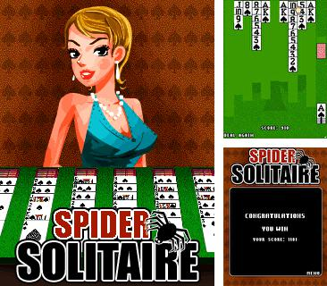 In addition to the game Sехy Pairs Hard for mobile phone, you can download mobile game Spider solitaire for free.