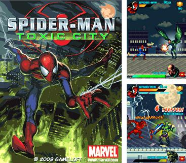 En plus du jeu L'Ouragan de Diamants pour votre téléphone, vous pouvez télécharger gratuitement Spiderman: La Ville Toxique, Spiderman: Toxic City.