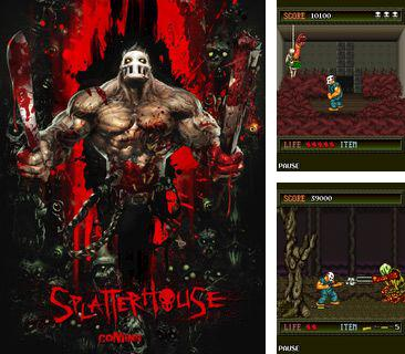 In addition to the game Bikini bubbles for mobile phone, you can download mobile game SplatterHouse for free.