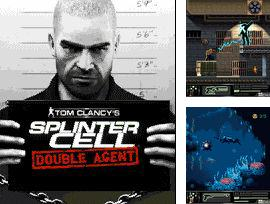 In addition to Splinter Cell: Double Agent for Samsung D410, you can download other free Java games