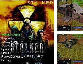 Download free mobile game: S.T.A.L.K.E.R Clear sky - download free games for mobile phone.