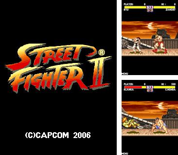 In addition to the game Tetris Blockout for mobile phone, you can download mobile game Street Fighter 2 for free.