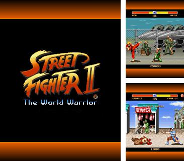 In addition to the game Resident Evil 4 3D for mobile phone, you can download mobile game Street Fighter 2: The world warrior for free.