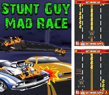 In addition to the game Dhoom 3: Jet speed for mobile phone, you can download mobile game Stunt guy: Mad race for free.