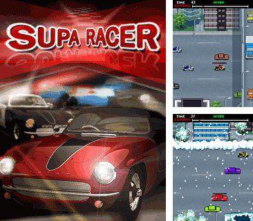 In addition to the game Bikini Babes Video Poker for mobile phone, you can download mobile game Supa Racer for free.